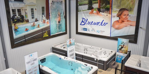 New Bluewater Pool Location