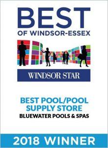 Bluewater Pools Best of Windsor Essex