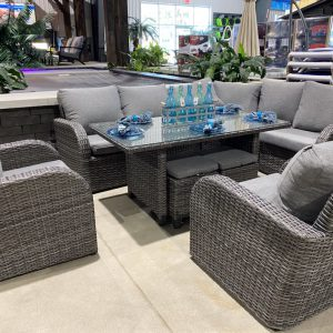 6PC Bella Sectional